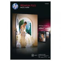 HP White A3 Premium Plus Glossy Photo Paper (Pack of 20) CR675A
