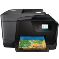 HP Officejet Pro 8710 All-in-one Printer Black D9L18A