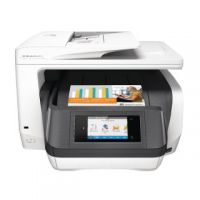 HP Officejet Pro 8730 All-in-one Printer White D9L20A