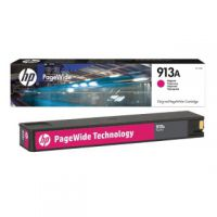HP 913A Magenta PageWide Inkjet Cartridge F6T78AE