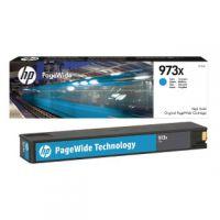 HP 973X Cyan PageWide Inkjet Cartridge High Yield F6T81AE