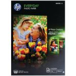 HP A4 White Everyday Glossy Photo Paper 200gsm (Pack of 25) Q5451A