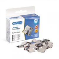 Rapesco Supaclip 60 Refill Stainless Steel (Pack of 100) CP10060S