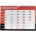 Wirebound A3 Monthly 2020 Calendar KFYC2320