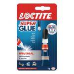 Loctite Super Glue Universal 3g Clear 1620715