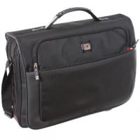 Gino Ferrari Titan Messenger Bag Black GF521