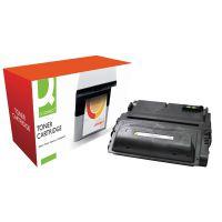 Q-Connect Compatible Solution HP 38A Black Laserjet Toner Cartridge Q1338A