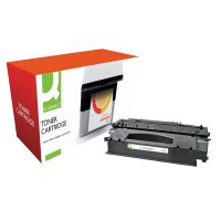 Q-Connect Compatible Solution HP 53X Black Laserjet Toner Cartridge High Capacity Q7553X