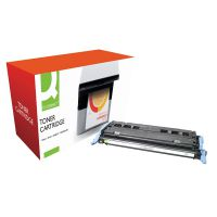 Q-Connect HP 124A Remanufactured Yellow Laserjet Toner Cartridge Q6002A