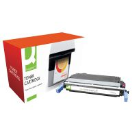 Q-Connect HP 642A Remanufactured Magenta Laserjet Toner Cartridge CB403A