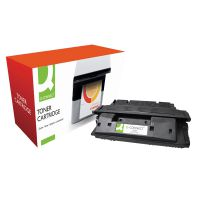 Q-Connect Compatible Solution HP 27X Black Laserjet Toner Cartridge High Capacity C4127X