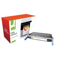 Q-Connect HP 641A Remanufactured Cyan Laserjet Toner Cartridge C9721A