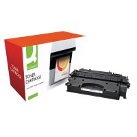 Q-Connect Compatible Solution HP 05X Black Laserjet Toner Cartridge High Capacity CE505X