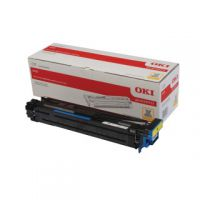 Oki Yellow Laser Image Drum (40,000 Page Capacity) - 45536505