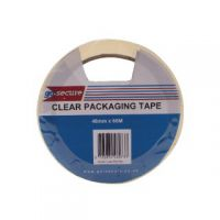 Go Secure Packaging Tape Clear 50mmx66m (Pack of 6) PB02297