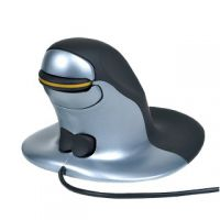 Penguin Ambidextrous Vertical Mouse Medium Wired 9820100