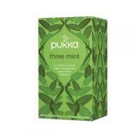 Pukka Three Mint Tea (Pack of 20) P5025