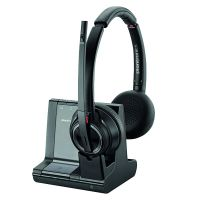 Plantronics Savi 8220 Wireless DECT Headset Binaural MS 207326-02