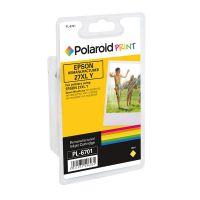 Polaroid Epson 27XL Remanufactured Inkjet Cartridge Yellow T271440-COMP PL
