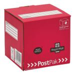 Postpak Mailing Box Cube Mail Box (Pack of 20) P20