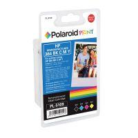 Polaroid HP 364 Remanufacture Inkjet Cartridge Black/Cyan/Magenta/Yellow (Pack of 4) N9J73AE-COMP PL