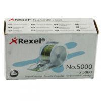 Rexel No. 5000 Staple Cartridge (Pack of 5000) 06308