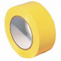 Lane Marking Tape Carton of 18 Rolls Yellow (Pack of 18) 329596