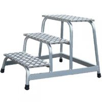 Aluminium Light Duty Platform Height 600mm 349030