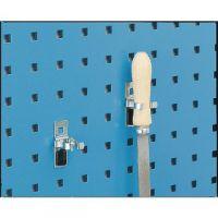 VFM Perfo System 6mm Spring Clip (Pack of 5) 306983