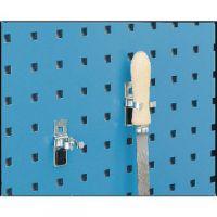 VFM Perfo System 10mm Spring Clip (Pack of 5) 306984