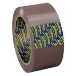 Sellotape Polypropylene Packaging Tape 50mm x 66m Brown (Pack of 6) 1445172