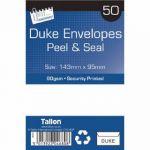 Tallon 50 Duke White Peel And Seal Envelopes (Pack of 12) TA04680