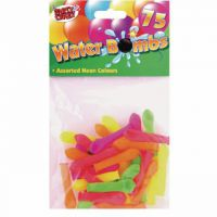 Water Bomb Balloons Assorted Neon Colours (Pack of 900) 5704