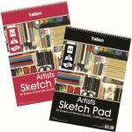 Tallon Artist Sketch Pad 20 Sheet A3 (Pack of 6) TAL05683