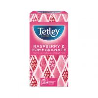 Tetley Raspberry and Pomegranate Tea Bags (Pack of 25) 1580A