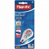 Tipp-Ex Mini Pocket Mouse Correction Roller Blister (Pack of 10) 128704