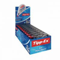 Tipp-Ex Mini Pocket Mouse Correction Roller (Pack of 10) 812878