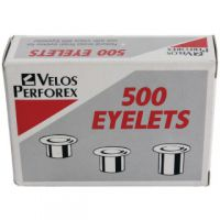 Rexel Eyelets 4.7mm x 4.2mm (Pack of 500) 20320050