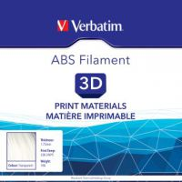 Verbatim ABS 1.75mm 1kg Reel Transparent 55015