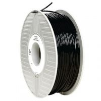 Verbatim PLA 3D Printing Filament 2.85mm 1kg Reel Black 55276