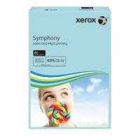 Xerox Symphony Medium Tints Mid Blue Ream A4 Paper 80gsm 003R93968 (Pack of 500)