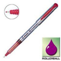 Pilot V Fineliner Pen Red - Pack of 12