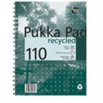 Pukka A4 Recycled Pads