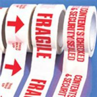 Printed Packaging Tape 6 x Content Checked