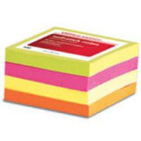 Sticky Notes  76 x 76 Neon Yellow Pink Green and Orange