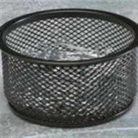 Paper Clip Pot Black