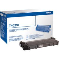 Brother Black Standard Yield Laser Toner Cartridge TN2310