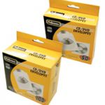 Fellowes CD Envelope Paper White Pk 50 90690