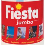 Fiesta Jumbo Fiesta Kitchen Roll 400 Sheets 5604400