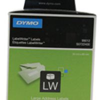 Dymo Address Label Large 36x89mm White Pk 520 99012 S0722400